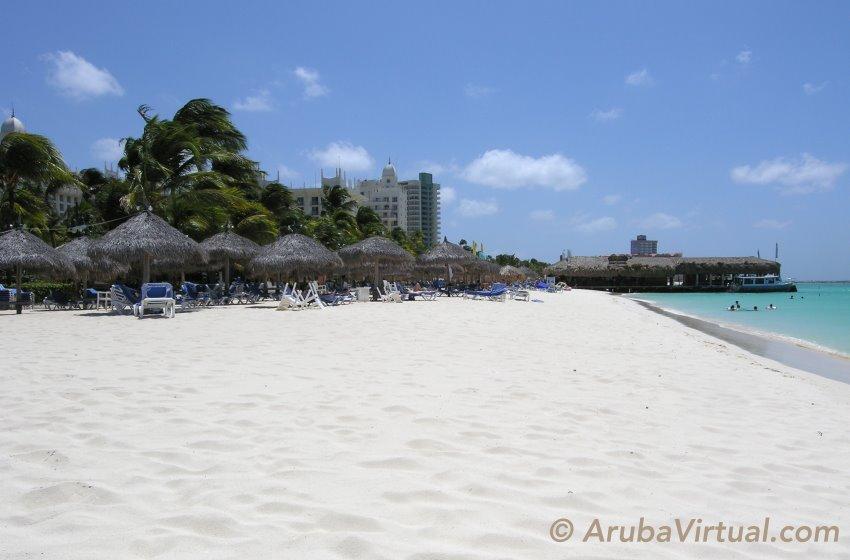 Palm Beach Aruba  city pictures gallery : Palm Beach Aruba